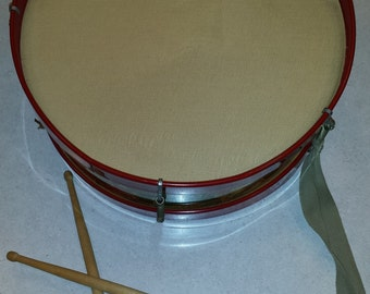 Vintage Noble & Cooley Children's Drum