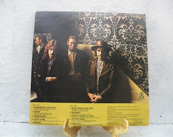 Eric Clapton, George Harrison, Jack Bruce, Best Of Cream Gold Record Award ATCO Record