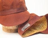 Women's Oilskin/Waxed Cotton Rain Hat