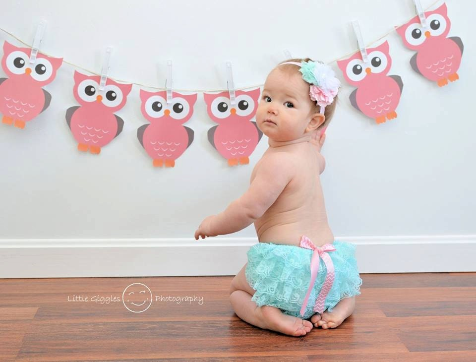 cake smash outfit girl baby 1st birthday cake smash newborn 2327