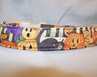 Nostalgic Halloween Dog Collar