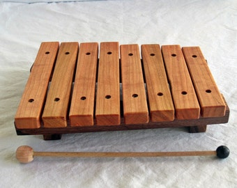 Custom made Xylophone in your choice of scale.