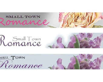 Custom Banner and Avatar Original Graphic Design Created Just for Your Shop. Your Photos or Mine