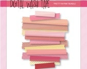 Digital Washi Tape - Pret...
