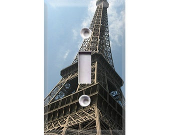 Eiffel Tower Light Switch Cover