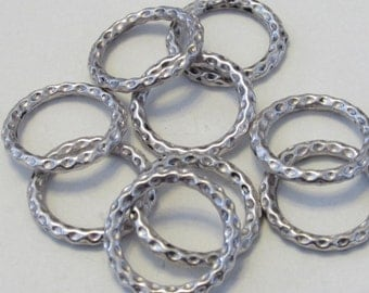 D-02415 - 4 connector Ring 24x3mm