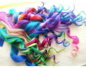 CUSTOM- 1 Piece - Human Hair Extension - CLIP IN - Read Entire Listing!