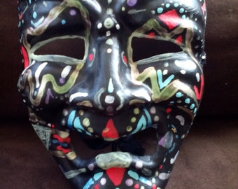 shaman truth speaker party mask