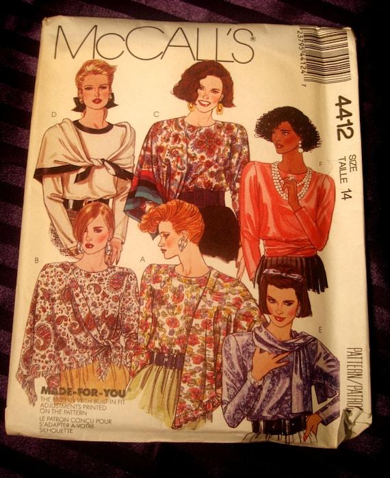 Unique Blouse Pattern 75