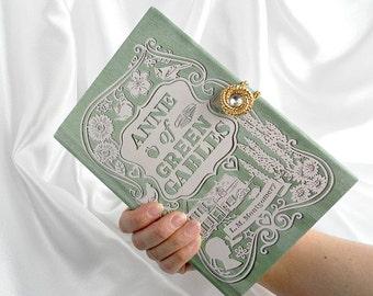Book Clutch Purse - Anne of Green Gables