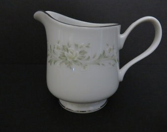 Grace Rhapsody Porcelain Creamer