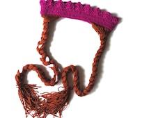 Crochet Crown Pattern Anna Braids Wig, Princess Anna Wig Pattern, Anna Frozen Crochet Pattern, Crochet  Anna Costume Pattern