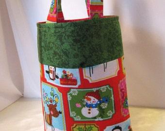 Christmas Gift Bag - Season's Favorites