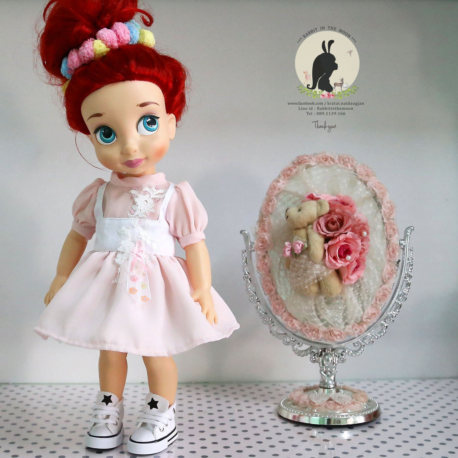 Disney Princess Doll Clothes: Unavailable Listing On Etsy
