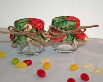 Christmas Favours, Party favors, DIY Favours, Stocking Stuffers, Mini Jars