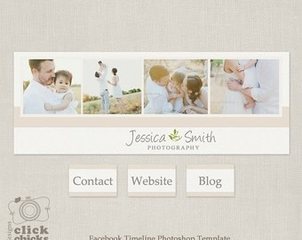 INSTANT DOWNLOAD - Facebook Timeline Cover for Personal or Business Page - C139