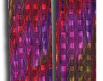 Clergy Stole   Stole of Many Colors   Custom Embroidery Inside