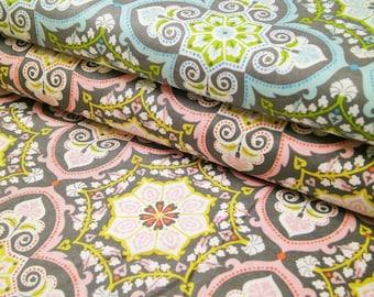 "0,5 m Printed fabric ""Turkish Delight"" 114 cm w."