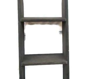 Vintage wood Ladder Gift Home Decor Vintage Furniture