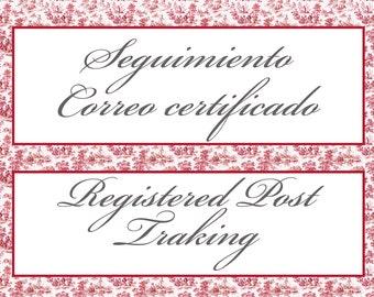 Registered Post Traking