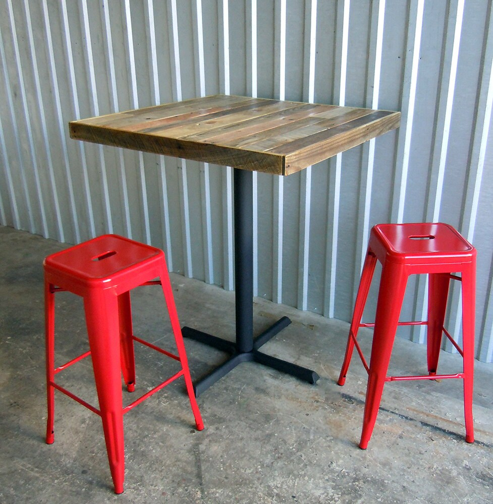 wood bar table for sale