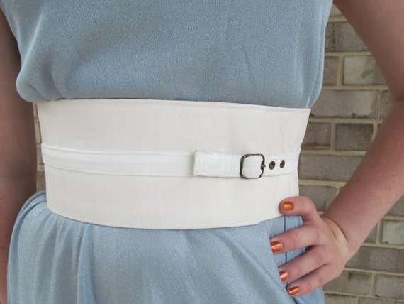 Items Similar To All Tied Up Waist-Cincher Belt On Etsy