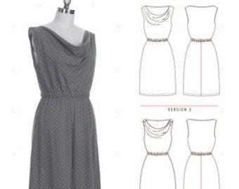 Myrtle Dress Pattern from Colette Patterns