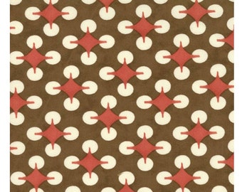Moda Fabric - Home On The Range - Brown