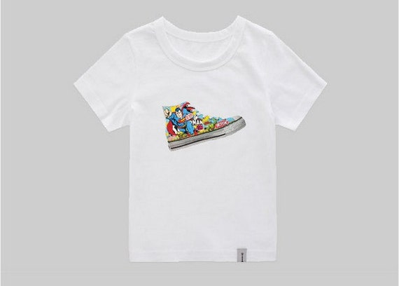 Shoes t shirt for kids graphic tees funny baby t by for Graphic t shirts for kids