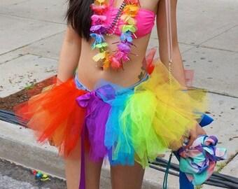 Rainbow Tutu - Gay Pride Tutu -