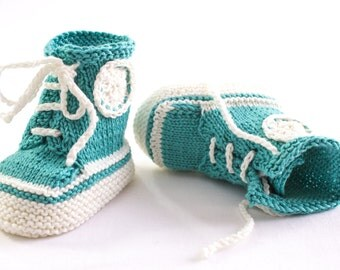 Lace Baby Booties Knitting Pattern : Knitting and Sewing Patterns for Babies Kids & by heaventoseven