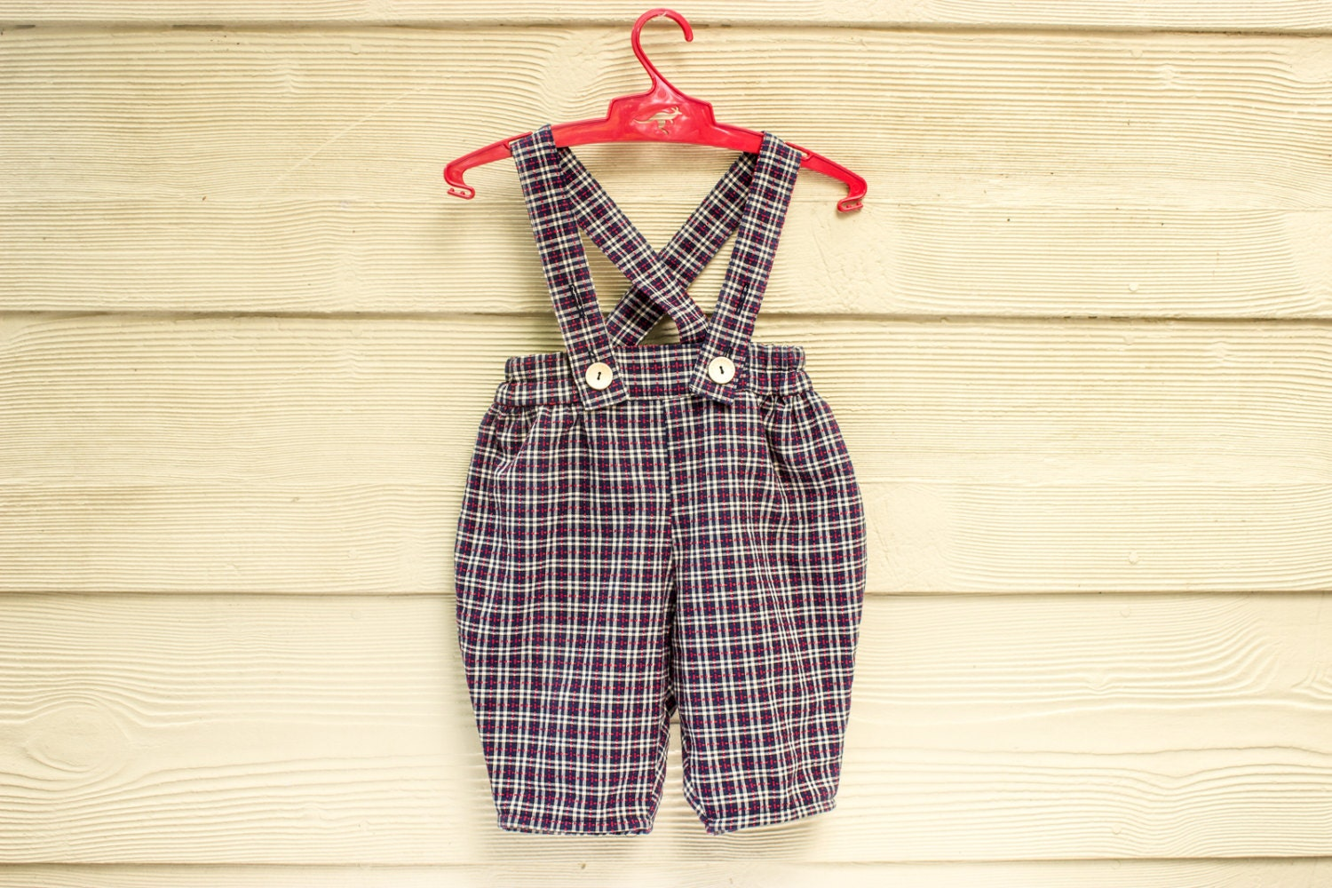 Sewing Pattern Baby Boys Pants With Braces Baby Trousers