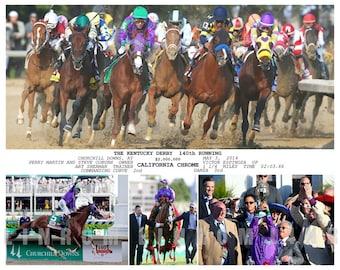 California Chrome 140th Running Kentucky Derby
