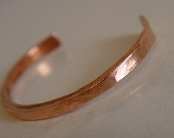 Forged Copper Cuff