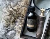 Thallos: Beard Oil 2 oz Vanilla Lime
