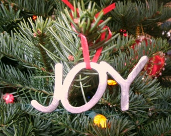 Joy Ornament 5-Pack