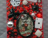 Custom Phone Case Sexy Batman's Harley Quinn phone case