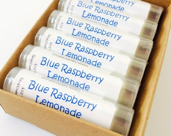 Blue Raspberry Lemonade Lip Balm