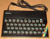 Sinclair ZX Spectrum USB Keyboard