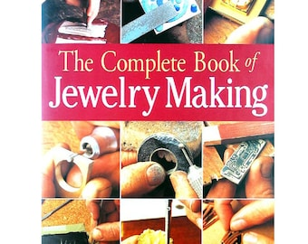 New The Complete Book of Jewelry Making by Carles Codina Wa 580-017