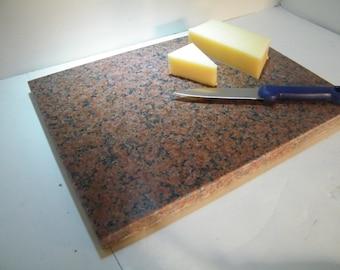 Cheese Board/ Cutting Board/ Granite Snack Board/ Granite Counter Board/ Stone Board