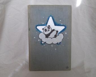 Sleepy Panda: Recycled Journal