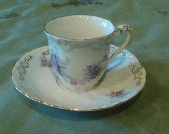 Porcelain Demitasse Cup