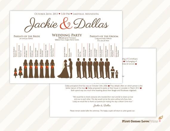 Printable Silhouettes Printable Silhouette Wedding