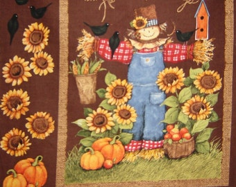 Per Panel, Harvest and Blessings Fabric Great Craft Project!