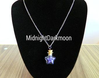 Midnight Star pendant