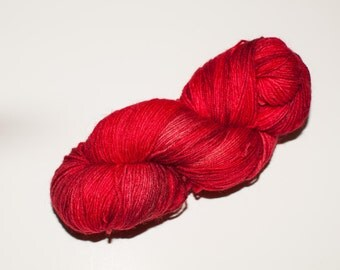 Vanier Wool/Nylon 450 yard Hand-Dyed Sock Yarn in Chipotle