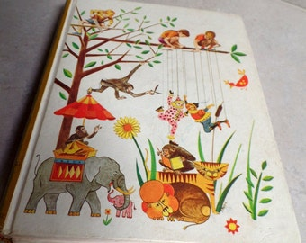 1970 Things to Make and Do, for children.  Hardback, 407 pages.