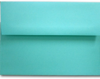 Blue Raspberry A-7 Envelopes 25 pack