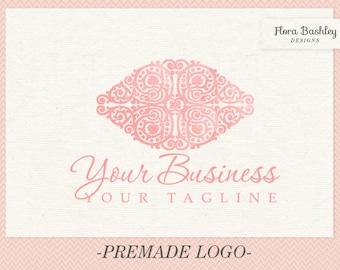 Custom Logo Design and Watermark - Premade  FB052